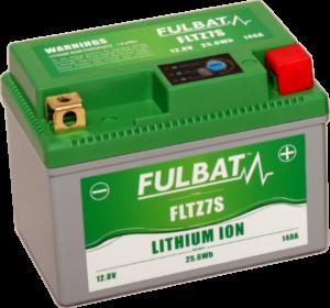 Fulbat Batterie FULBAT Lithium-ion battery FLT12B