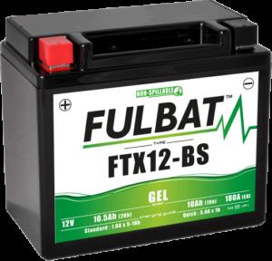 Fulbat_GEL_FTX12-BS_motorcycle_ATV_SSV_UTV
