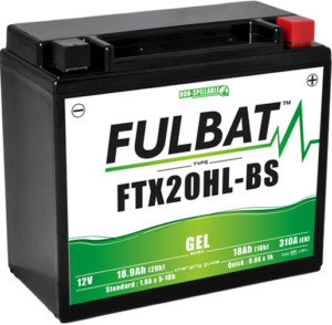 Fulbat_GEL_FTX20HL-BS_motorcycle_ATV_UTV_SSV_Snowmobile_Watercraft