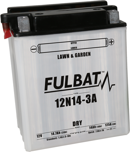 Fulbat-DRY-BATTERY-12N14-3A