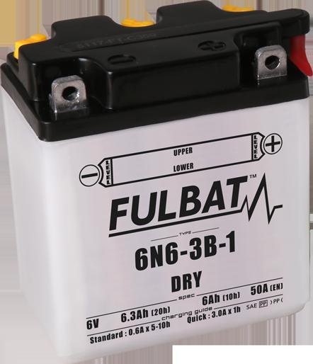Fulbat_DRY-batterie-conventionnelle_6N6-3B-1