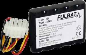 Fulbat_FL-AL01-BATTERIE