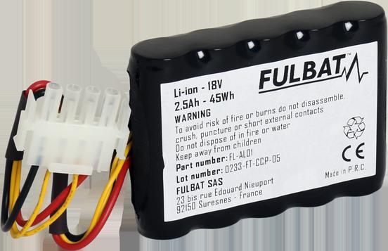 Fulbat_FL-AL01-BATTERY
