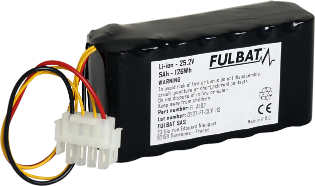 Fulbat_FL-AL02-BATTERY