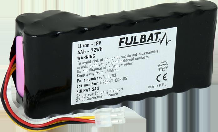 Fulbat_FL-HU03-BATTERY