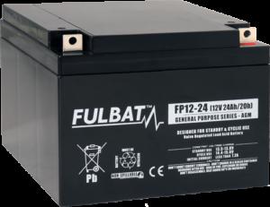 Fulbat_FP12-24_GeneralPurpose_AGM_alarm_security_medical_UPS