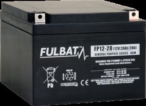 Fulbat_FP12-28_GeneralPurpose_AGM_alarm_security_medical