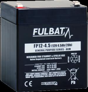 Fulbat_FP12-4.5_GeneralPurpose_AGM_alarm_security_medical