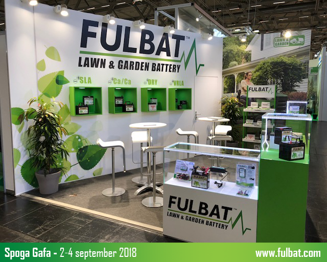 Fulbat Spoga Gafa September-2018