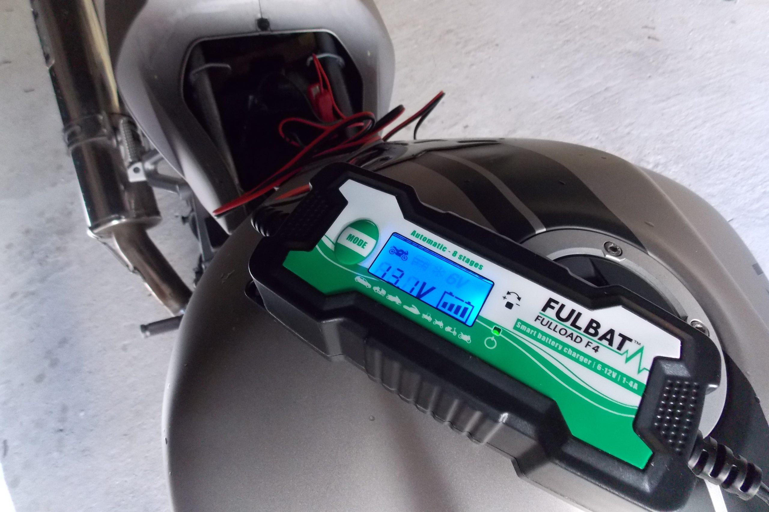 FULLOAD-F4-charging-garage