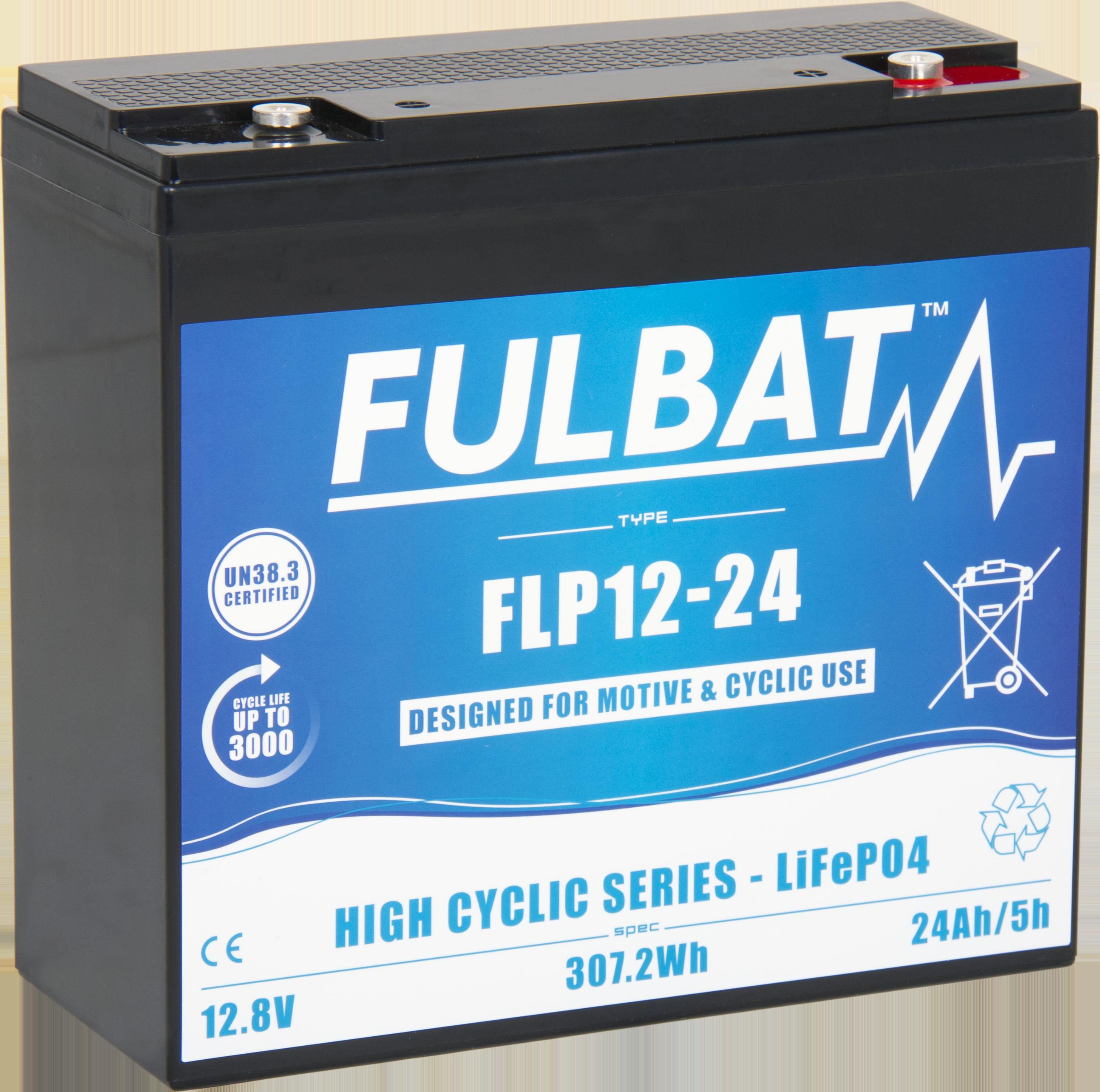 FULBAT_FLP12-24_HighCycli_LiFePO4