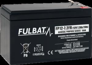 FULBAT_FP12-7.2FR_GeneralPurpose_AGM