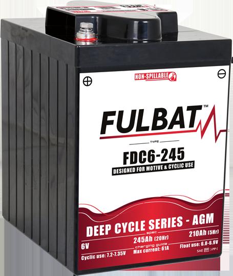 Fulbat_Deepcycle_FDC6-245