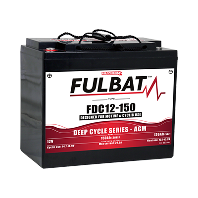 Fulbat_Deepcycle_FDC12-150